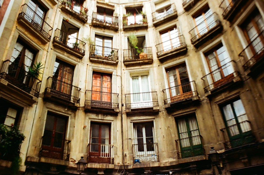 barcelona impresii