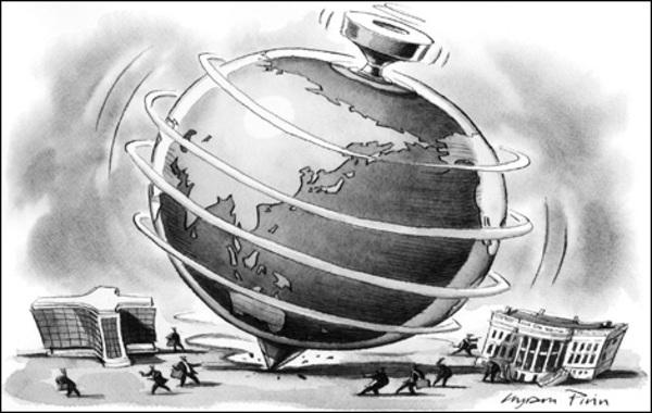 echilibrul mondial